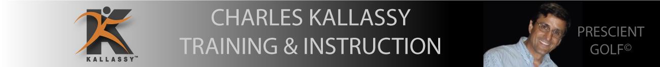 Charles Kallassy Golf Logo